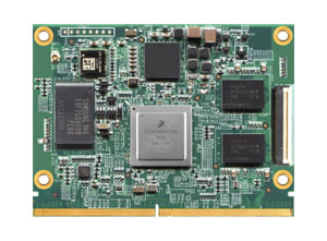 EDM Compact Module with Freescale i.MX6 Cortex-A9 : EDM1-CF-iMX6 -> TECHNEXION
