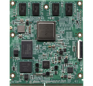 EDM Standard Module with Freescale i.MX6 Cortex-A9 : EDM2-SF-iMX6 -> TECHNEXION