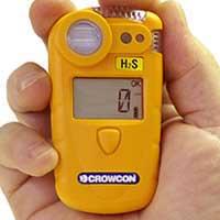 Détecteur personnel monogaz : Gasman standard -> CROWCON