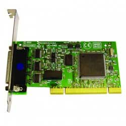 Carte Série PCI 4 Ports RS-232 TX RX Opto Isolées : UC-072 -> BRAINBOXES