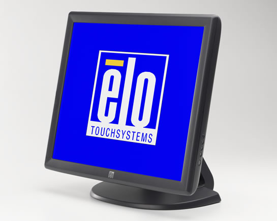 "1915L : Ecran tactile 19"" LCD (1000 Series) -> ELO TOUCH SYSTEMS"