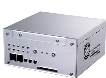Mini-ITX Chassis with 1 PCI riser card & 80W adapter : CMB-671 -> COMMELL