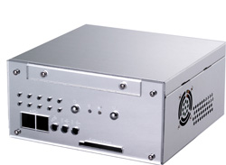 Mini-ITX Chassis with 1 PCI riser card & 80W adapter : CMB-671Z -> COMMELL