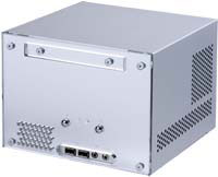 Mini-ITX Chassis with 1 PCI-Express slots & 120W adapter : CMB-673 -> COMMELL