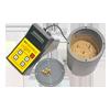 Analyseur d'humidité de béton, ciment, sables, gravier..