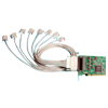 Carte PCI 8 ports série