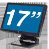 Ecran Tactile 17
