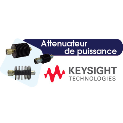 Attenuateurs : KEYSIGHT