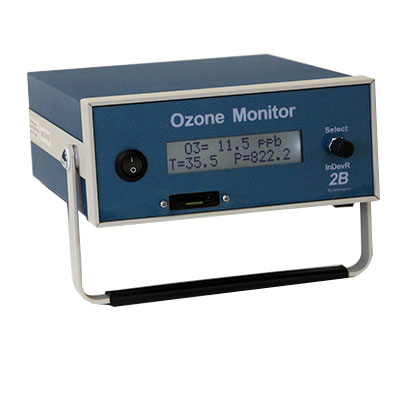 Analyseur ozone O3 portable : 202 -> 2B Technologies