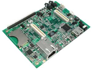 ARM Thunder Interface Baseboard : Thunder