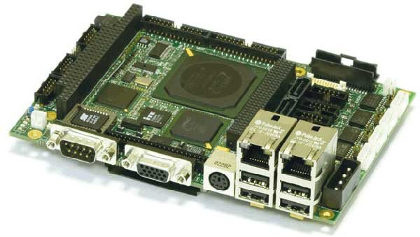 "3.5"" Highly Integrated SBC : CPB905"