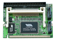 Module Mini PCI pour interface de stockage : MP-6421 -> COMMELL