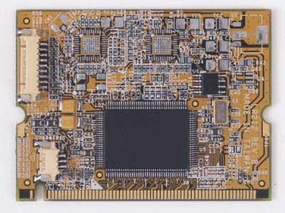 Module Mini PCI Capture Vid�o 1 voie : PER-V30C -> AAEON