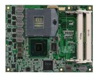 COM Express Type 6 CPU Module with Intel Core i7/i5/i3/Celeron Processor (Socket G2) : COM-QM77 Rev A