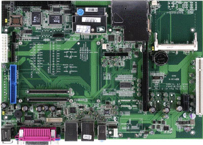 COM Express Carrier Board : ECB-915A