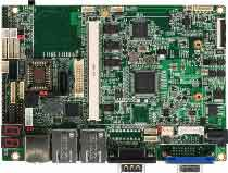 Qseven CPU Module with Onboard Intel  Atom  E680 / E660 / E640 / E620 Processors : AQ7-TC -> AAEON