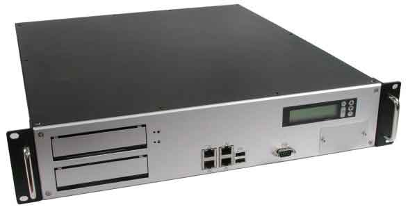 High Performance Intel Dual Core/Quad Core Xeon Network Appliance : FWA9300 -> IBASE