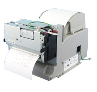 "Imprimante 2"" de Kiosque, Chargement papier simple : NP-223 / NP-225 -> NIPPON PRIMEX INC"