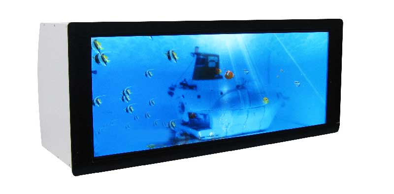 "Ecran transparent 29.3"" : STD2922 -> LITEMAX"