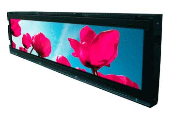 15�Resizing LCD,1000 nits LED backlight, 1280x242 ultra wide aspect ratio 16:3 : SSD1505 -> LITEMAX
