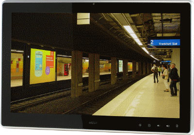 "18.5"" WXGA Infotainment Touch Display With Industrial Cloud Technology : ACD-518C -> AAEON"