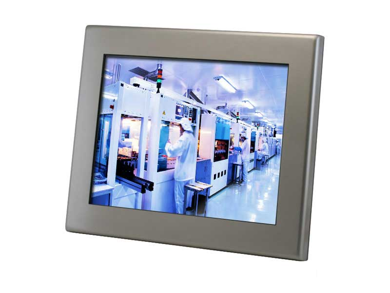 "Panel PC 12.1"" Touch Panel Computer With Intel Atom D2700 IP66 / NEMA 4x : AFP-6123"