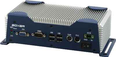 AEC-6811 : Fanless Embedded Controller with AMD Geode LX800