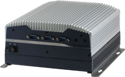 AEC-6876 : Fanless Embedded Controller With Intel Core i5 Celeron Processor And PCI-Express Expansion -> AAEON