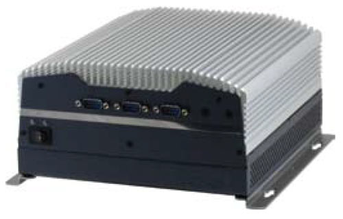 AEC-6877 : Fanless Embedded Controller Witd Intel Core i7/i5/ Celeron Processor And PCI Expansion
