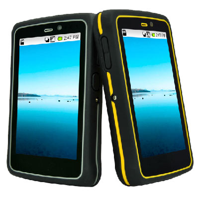 "PDA industriel  4,3"" Android 4.1 : E430M2"
