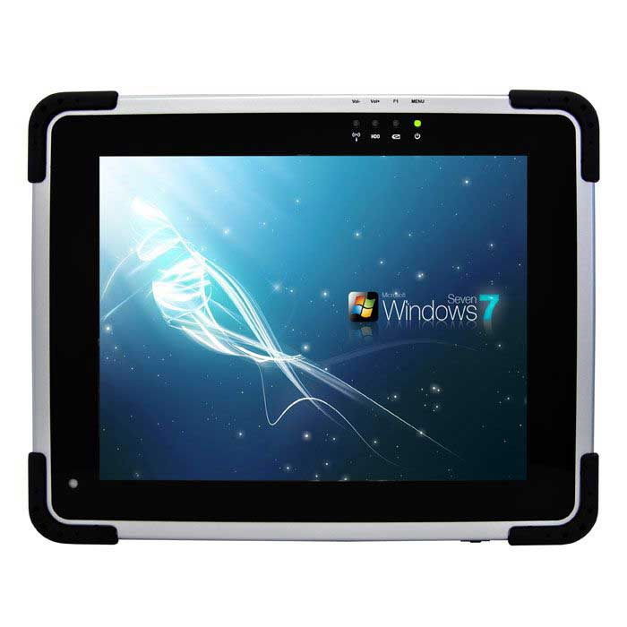 "Tablette semi-durcie 9.7"" Intel Atom N2600 Dual core 1.6GHz : M970D -> WINMATE"