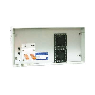 Alimentation forte puissance jusqu'� 12 kW, 600 A, 600 V (air cooled) : Pe1058
