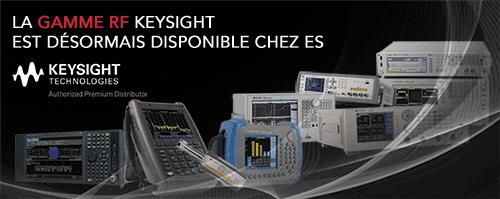 Keysight Premium + : Gamme RF