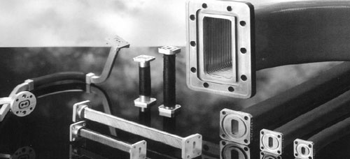 Guide d'onde flexible & twistable -> THE WAVEGUIDE SOLUTION
