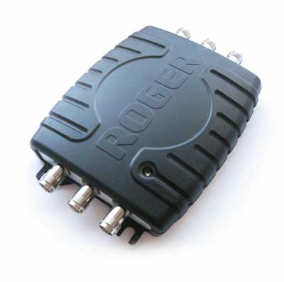Amplificateur et splitter de signal GPS : GPSR-AS -> ROGER GPS
