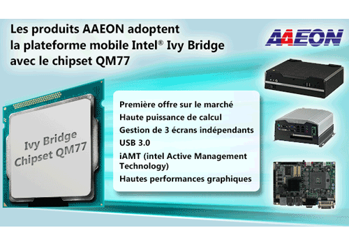 Ivy Bridge AAEON