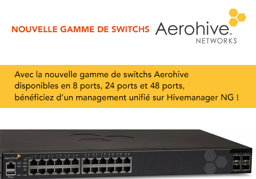 Switch AEROHIVE