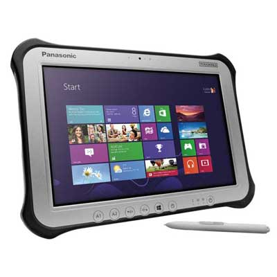 "Tablette 10,1"" ultra-durcie Windows 8.1 Pro : Toughpad FZ-G1"