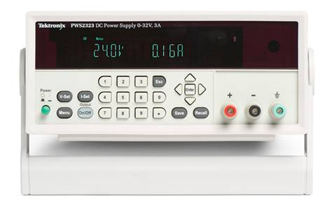 Alimentation de laboratoire faible co�t 192W / 0-32V / 0-6A : PWS2326