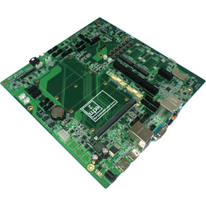 Official EVM Baseboard for EDM Type II Modules : Wizard -> TECHNEXION