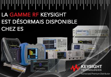 Gamme RF Keysight