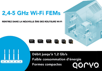 Quorvo wifi FEMs