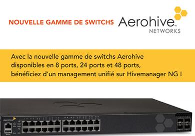 Switchs Aerohive
