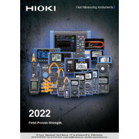 Catalogue HIOKI : Instruments de Mesure Electrique