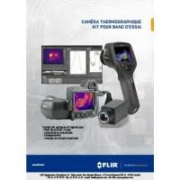Catalogue Caméras Thermiques pour Banc d'Essai