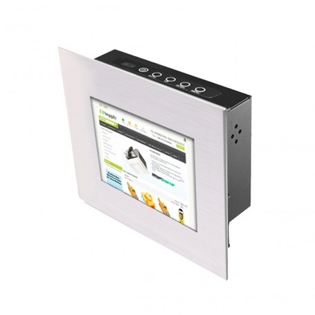 """Stainless Panel Mount 10.1"""" : SPM1016-HD"""