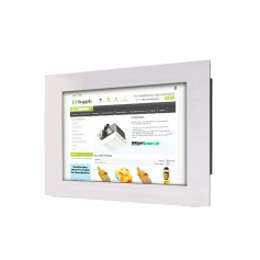 """Stainless Panel Mount w18.5"""" : SPM1855-HD"""