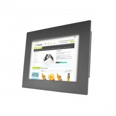 "Panel Mount w75"" : PM7504-UHD"