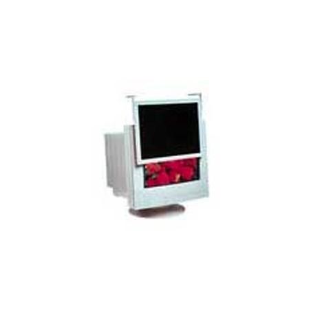 Filtre écran confidentiel PF400XL, écrans 16-19'' CRT et 17-18'' LCD, fixation clic écran