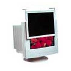 Filtre écran confidentiel PF400XXL, pour écrans 19-21'' CRT et 19-20'' LCD, fixation clic écran
